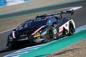 #127 Huracan Super Trofeo Evo, Dream Racing Motorsport: Cedric Sbirrazzuoli, Paolo Ruberti