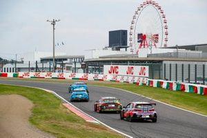 Tomita Ryuichiro, Audi Team Hitotsuyama Audi RS3 LMS, Nicky Catsburg, BRC Hyundai N LUKOIL Racing Team Hyundai i30 N TCR