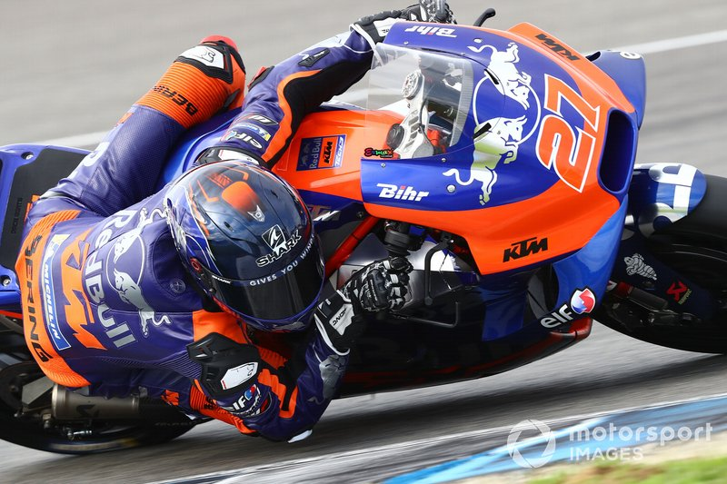 27 - Iker Lecuona, Red Bull KTM Tech 3