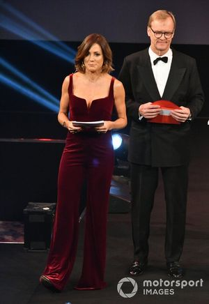 Natalie Pinkham, Sky TV, and Ari Vatanen