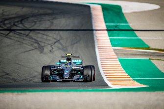 Valentino Rossi, Mercedes-AMG F1 W08