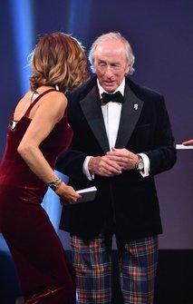 Natalie Pinkham, Sky TV, y Sir Jackie Stewart