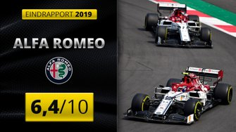 Eindrapport 2019 Alfa Romeo