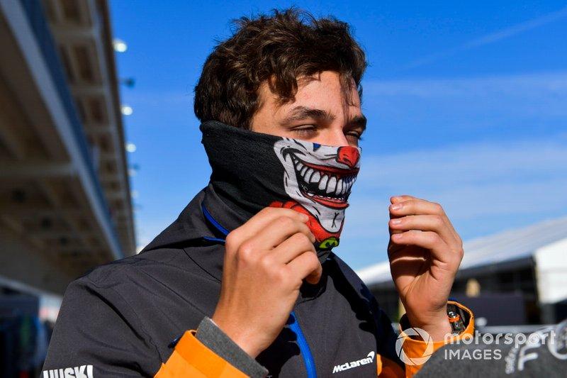 Ландо Норрис, McLaren