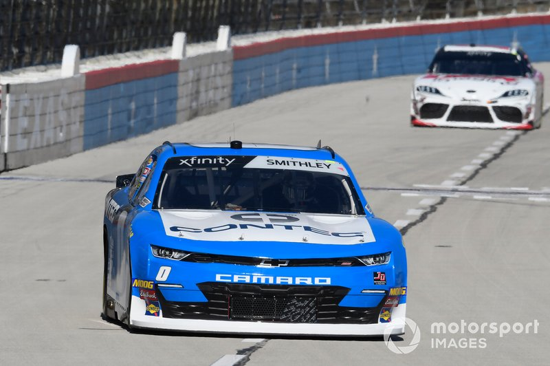 Garrett Smithley, JD Motorsports, Chevrolet Camaro Contec, Inc.
