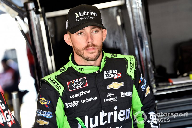 Ross Chastain, Kaulig Racing, Chevrolet Camaro Nutrien Ag Solutions