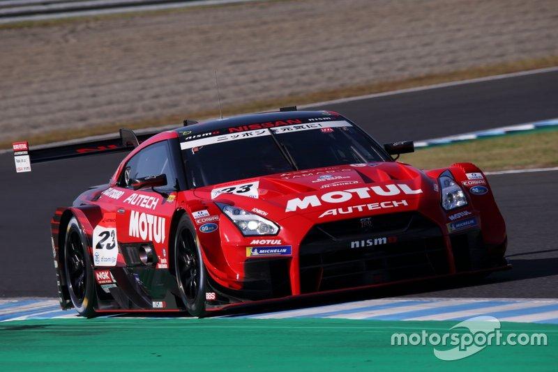 #23 NISMO Nissan GT-R: Ronnie Quintarelli, Tsugio Matsuda