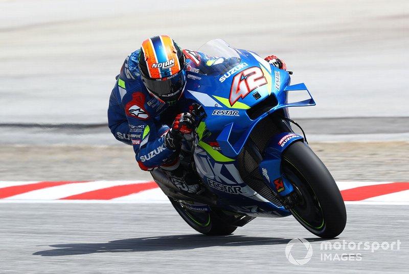 7. Álex Rins (MotoGP)