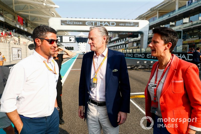 Sean Bratches, Director General de Operaciones Comerciales de Formula One Group