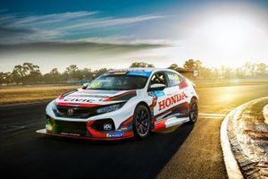 Tony D'Alberto, Wall Racing Honda