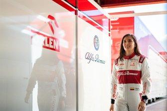 Татьяна Кальдерон, Alfa Romeo Racing