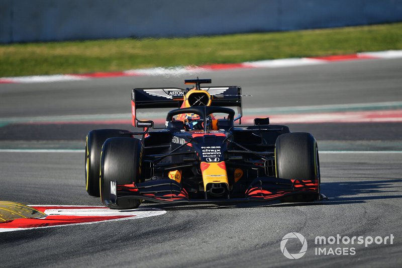 Red-Bull-Honda RB16