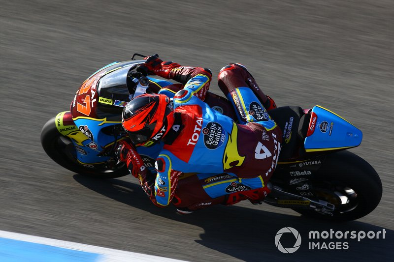 #37 Augusto Fernandez, Marc VDS Racing
