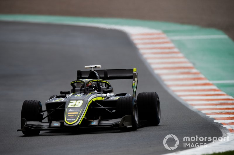 Dan Ticktum, Carlin Buzz Racing