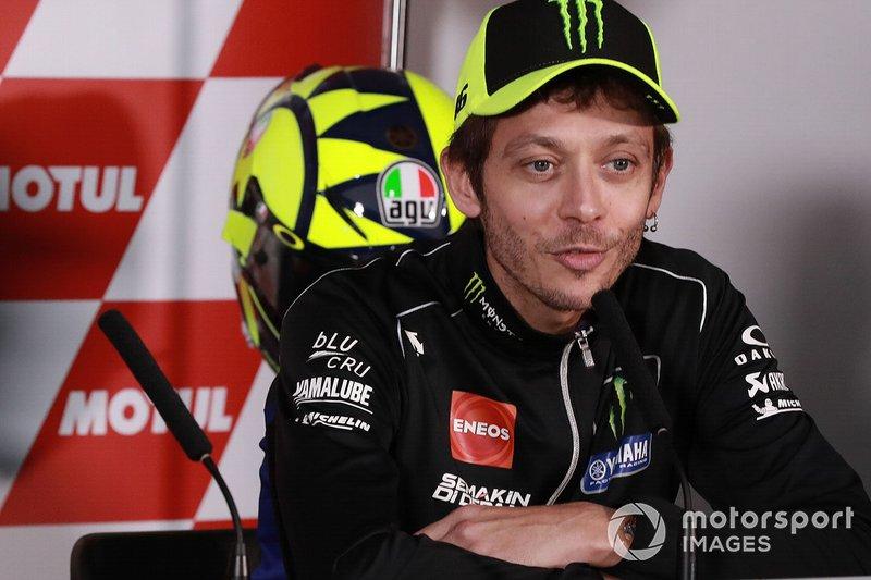 MotoGP: Aposentadoria de Valentino Rossi