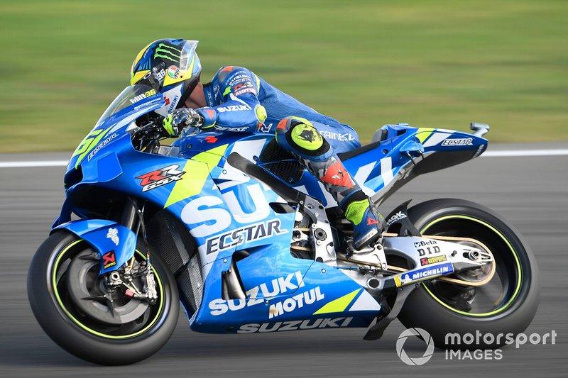 7º Joan Mir, Team Suzuki MotoGP (1:30.573)