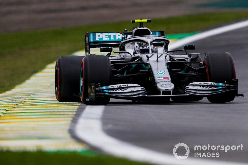 Antes de su abandono, Valtteri Bottas logró la 13º vuelta rápida de su carrera, tantas como lograron Alan Jones, Riccardo Patrese y Daniel Ricciardo