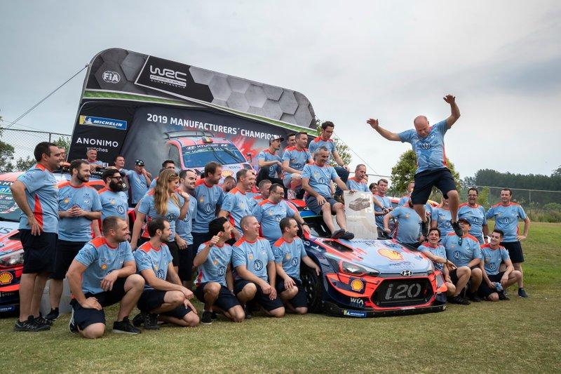 WRC - Rallye d'Australie 2019