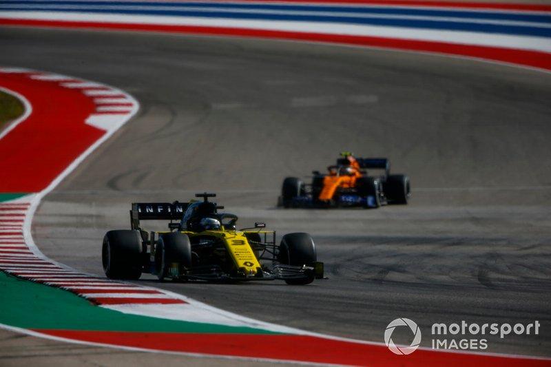 6º Daniel Ricciardo, Renault R.S.19