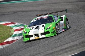 #511 Ferrari 488 Challenge, Forza Motor Korea: Andrew Moon