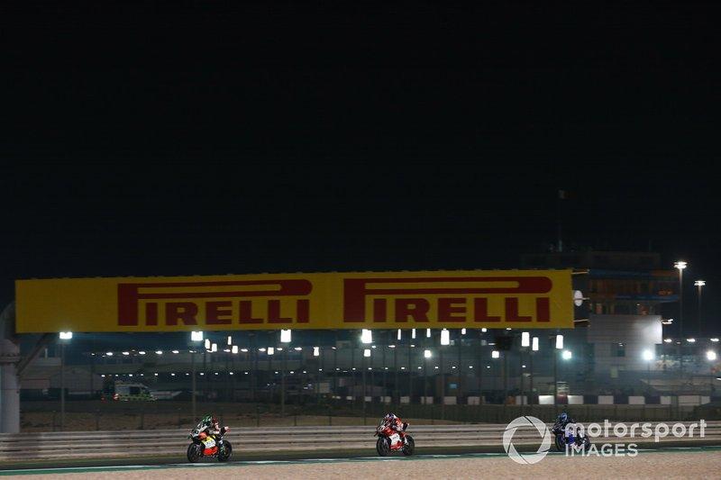 Eugene Laverty, Team Go Eleven, Michael Ruben Rinaldi, Barni Racing Team, Marco Melandri, GRT Yamaha WorldSBK