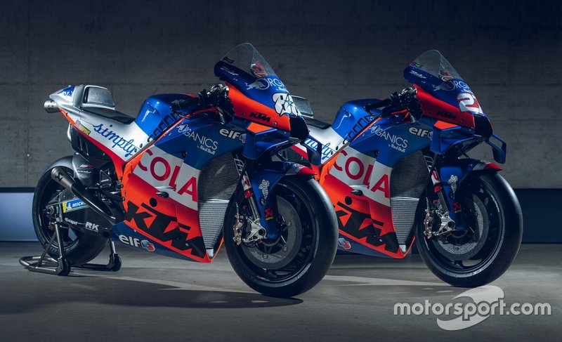Red Bull KTM Tech 3: 22 anos e 9 meses