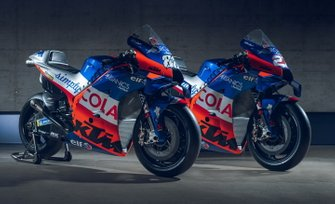 2020 Red Bull KTM RC16 Tech 3