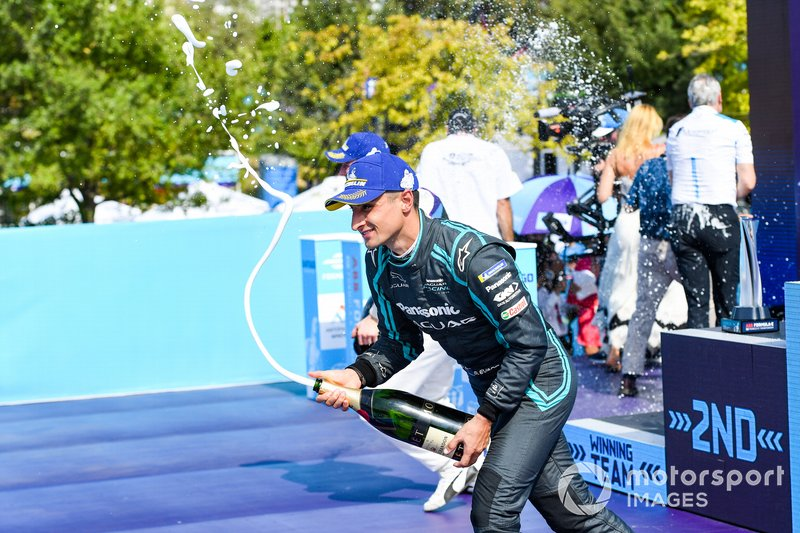 Mitch Evans, Jaguar Racing, 3rd position