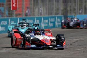 Jérôme d'Ambrosio, Mahindra Racing, M6Electro, James Calado, Jaguar Racing, Jaguar I-Type 4