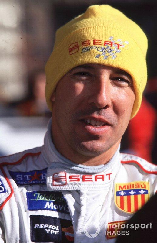 Didier Auriol, SEAT al Rally Monte Carlo del 2000