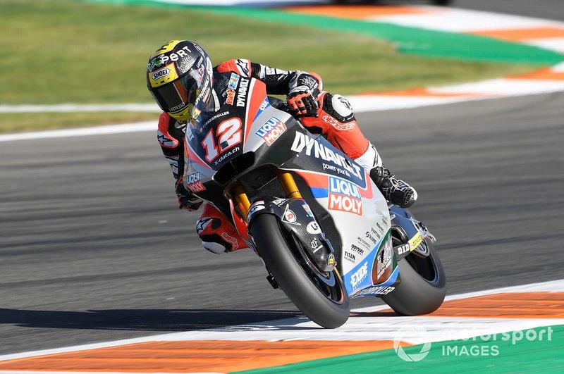 #12 Thomas Luthi, Intact GP