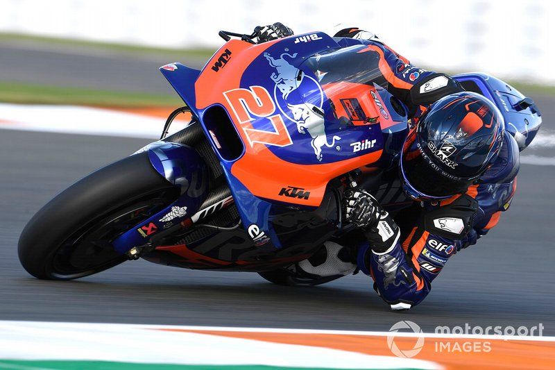 #27 Iker Lecuona, Red Bull KTM Tech 3, confirmado para 2020