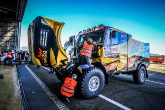 Big Shock Racing Iveco en Paul Ricard