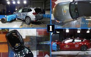 Los 10 coches más seguros según EuroNCAP
