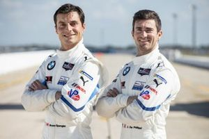 Bruno Spengler, Connor De Phillippi, BMW Team RLL