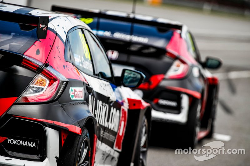 Эстебан Герьери, ALL-INKL.COM Münnich Motorsport, Honda Civic Type R TCR (FK8)