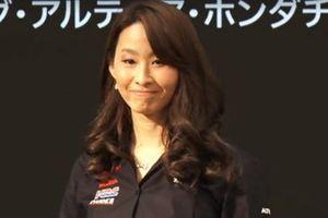 Midori Moriwaki, Team Principal de Althea Racing