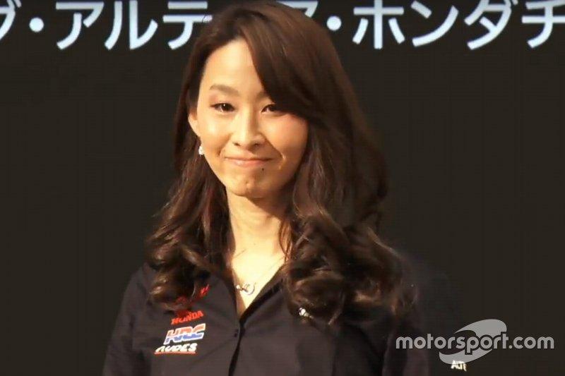 Midori Moriwaki, Althea Racing Team Principal