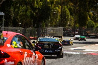 Supercars-Action in Adelaide