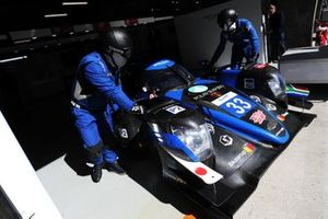 #33 High Class Racing Oreca 07 - Gibson: Mark Patterson, Kenta Yamashita, Anders Fjordbach