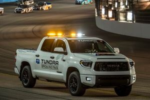 Toyota Tundra pace truck