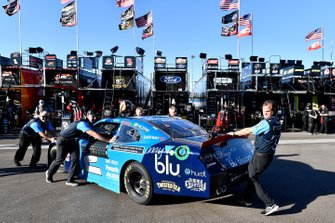 Tyler Reddick, Richard Childress Racing, Chevrolet Camaro myblu