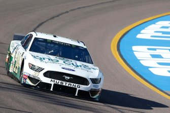 Clint Bowyer, Stewart-Haas Racing, Ford Mustang One Cure