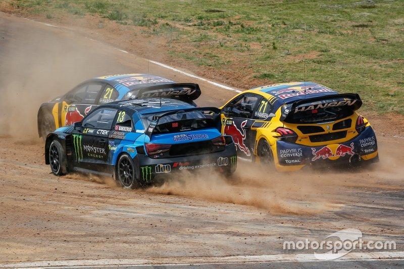 Andreas Bakkerud, Monster Energy RX Cartel, Kevin Hansen, Team Hansen MJP