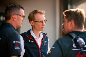 Sylvain Filippi, directeur général et directeur technique, Virgin Racing
