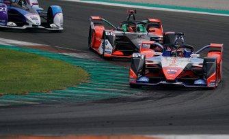 Jérôme d'Ambrosio, Mahindra Racing, M6Electro Daniel Abt, Audi Sport ABT Schaeffler, Audi e-tron FE06