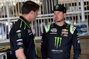 Kurt Busch, Chip Ganassi Racing, mit Matt McCall