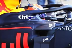 Red Bull Racing RB16 technical detail