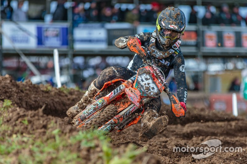 Bas Vaessen, Hitachi KTM powered by Milwaukee
