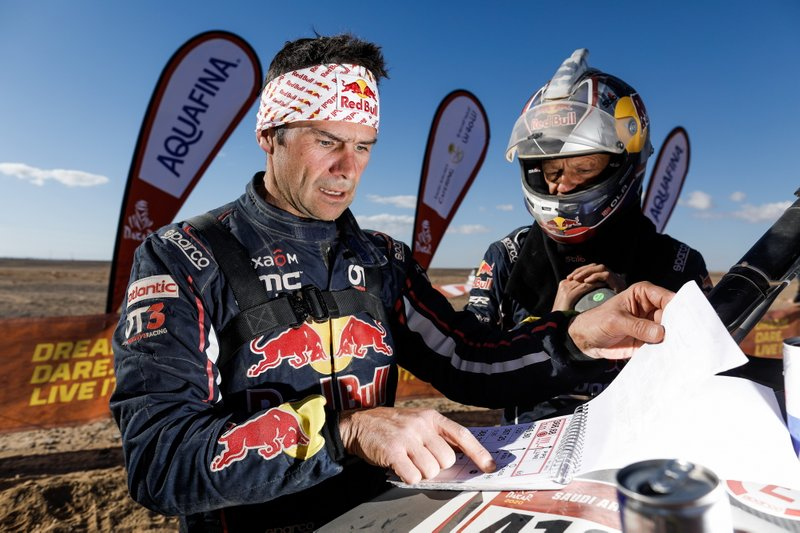 #403 Red Bull Off-Road Team USA OT3: Cyril Despre